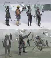 DAY 1- Survivors