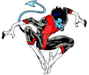 Nightcrawler X-Men
