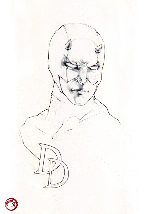 netflix daredevil coloring pages - photo#6