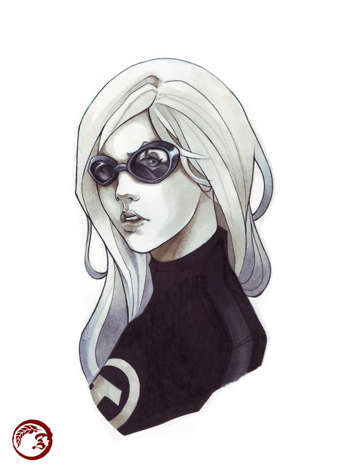Teen Titans: Terra by merkymerx