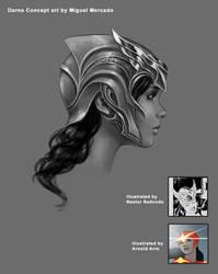 Darna Movie Concept by merkymerx