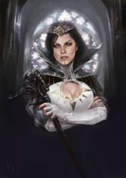 Teysa, Envoy of Ghosts by merkymerx