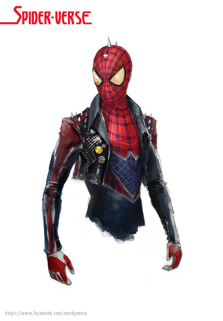 Edge of spider verse 1 online dating 6