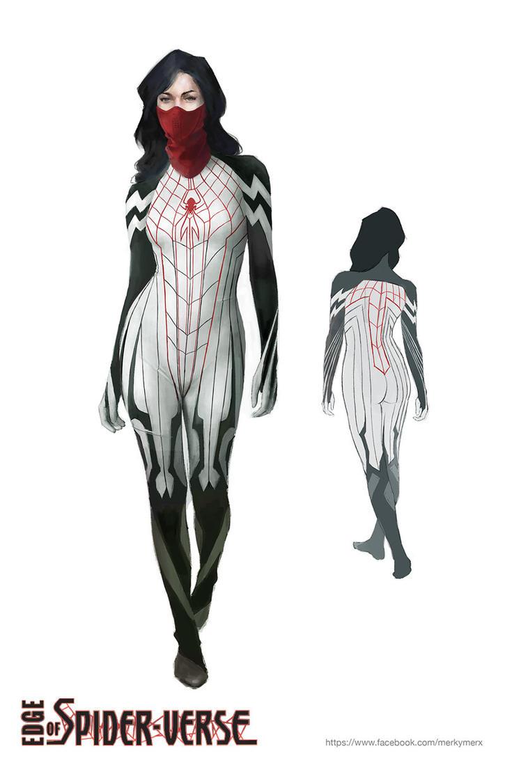 spiderman suit web pattern