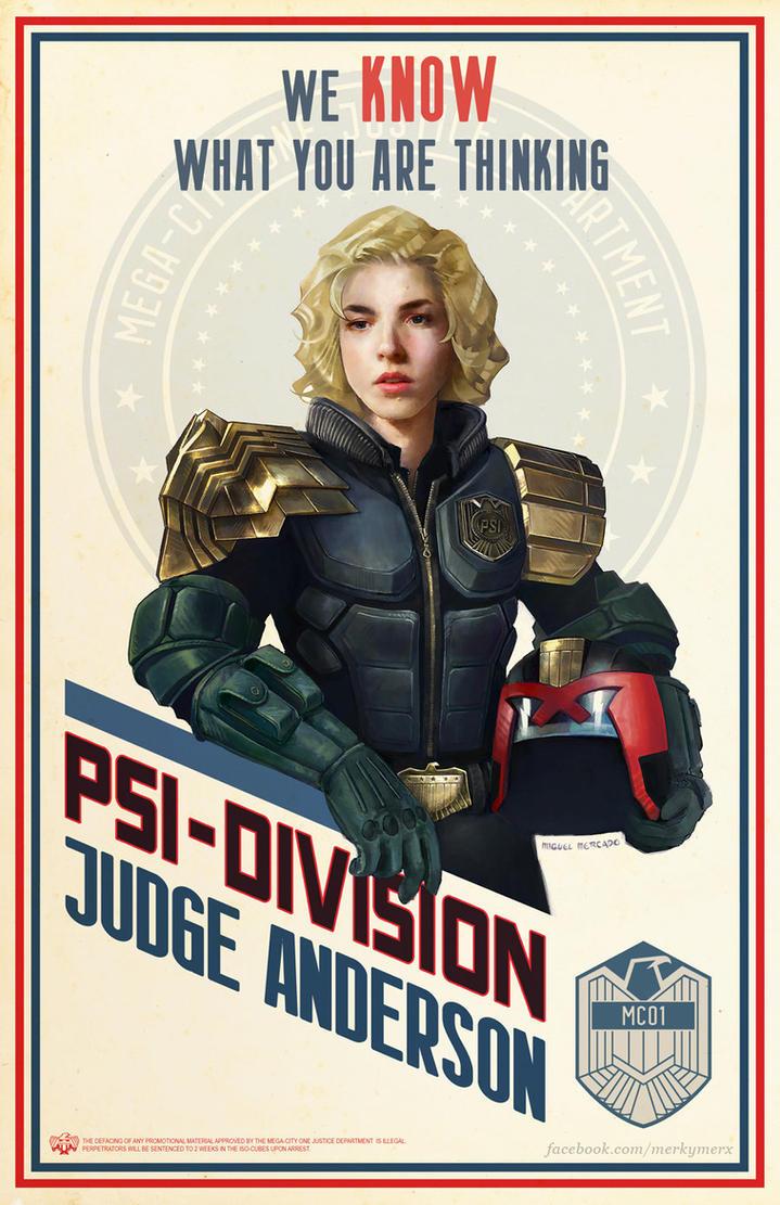 Olivia Thirlby Judge Anderson Wallpaper | www.pixshark.com ... Judge Anderson Wallpaper