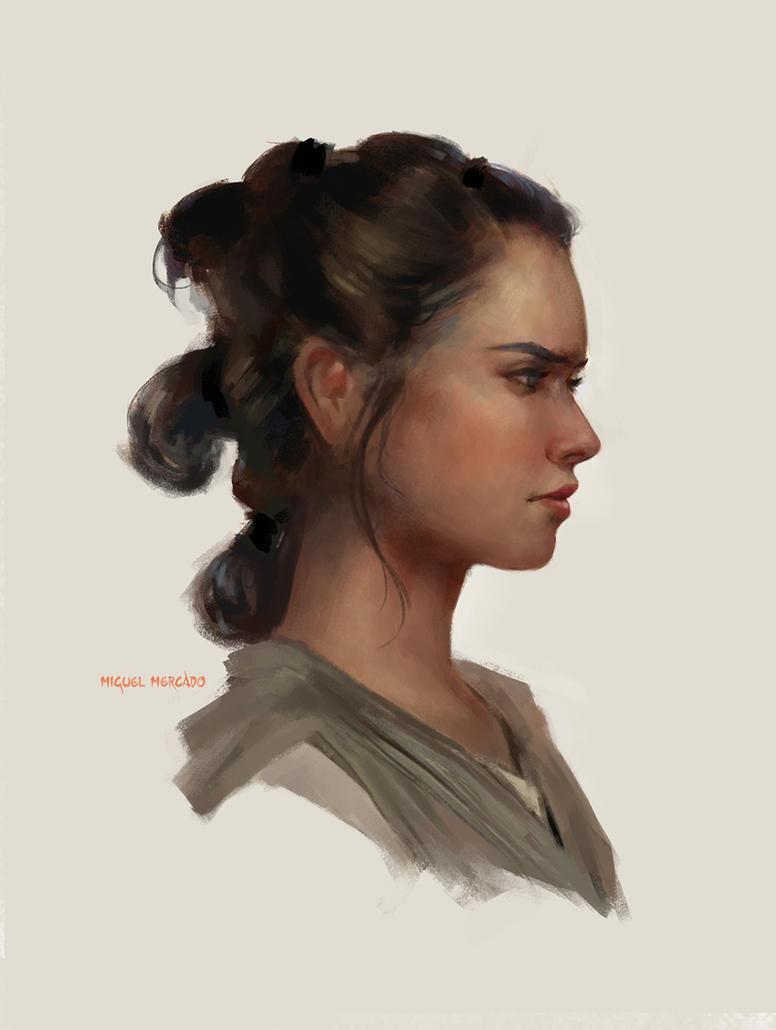Rey by merkymerx