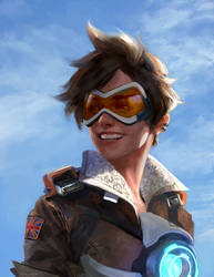 Tracer by merkymerx