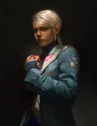 Blanche by merkymerx