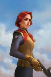 Scarlett by merkymerx
