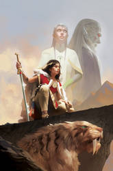 Sword of Ages #1 Yesteryear Comics Variant