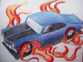 Hot Wheels by LukeRocks