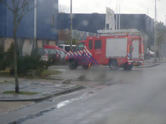 brandweer sleat by damenster