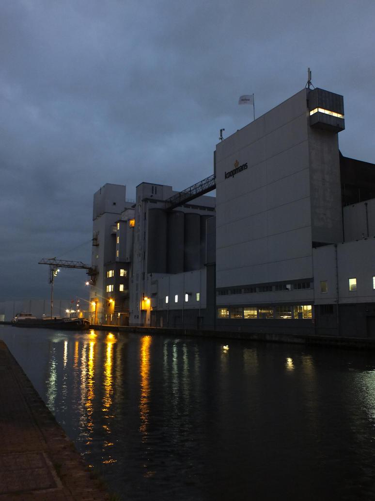 flour factory by damenster