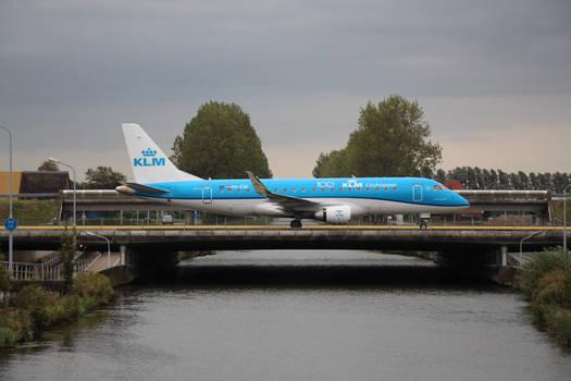 PH-EXO KLM Cityhopper Embraer ERJ-175