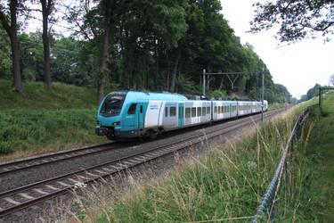 Eurobahn ET 4.03 to Hengelo