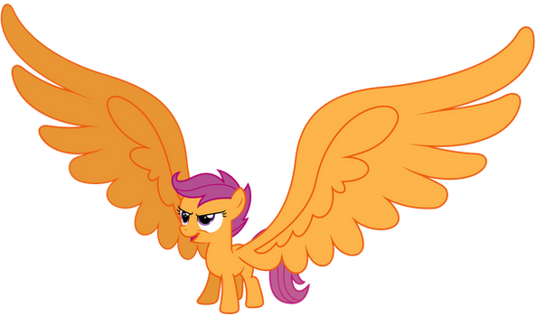Scootaloo On Mlpfim Vectors Deviantart Many secret origins of scootaloo. scootaloo on mlpfim vectors deviantart