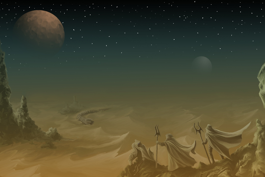 Dune II by usernameunknown