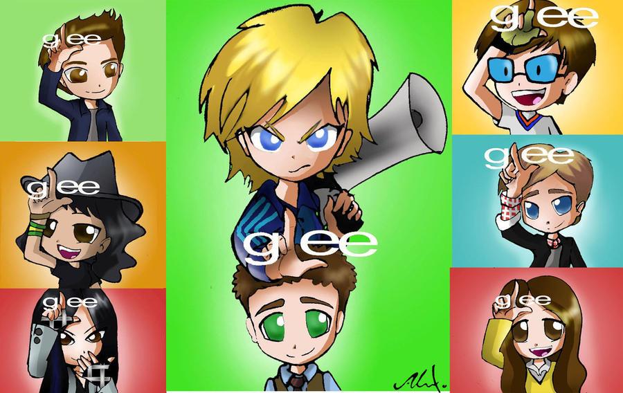 Glee by Belle-star