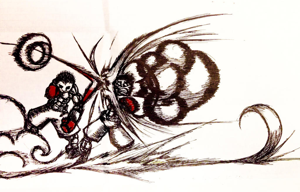 Dynamite Punch! by 00akurei