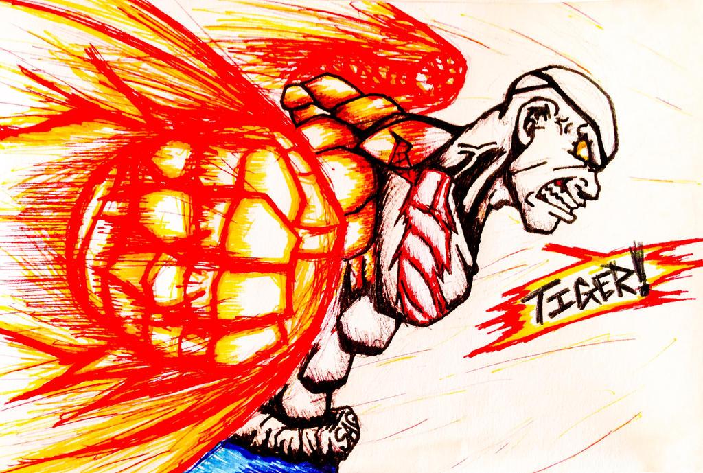 King of Muay Thai by 00akurei