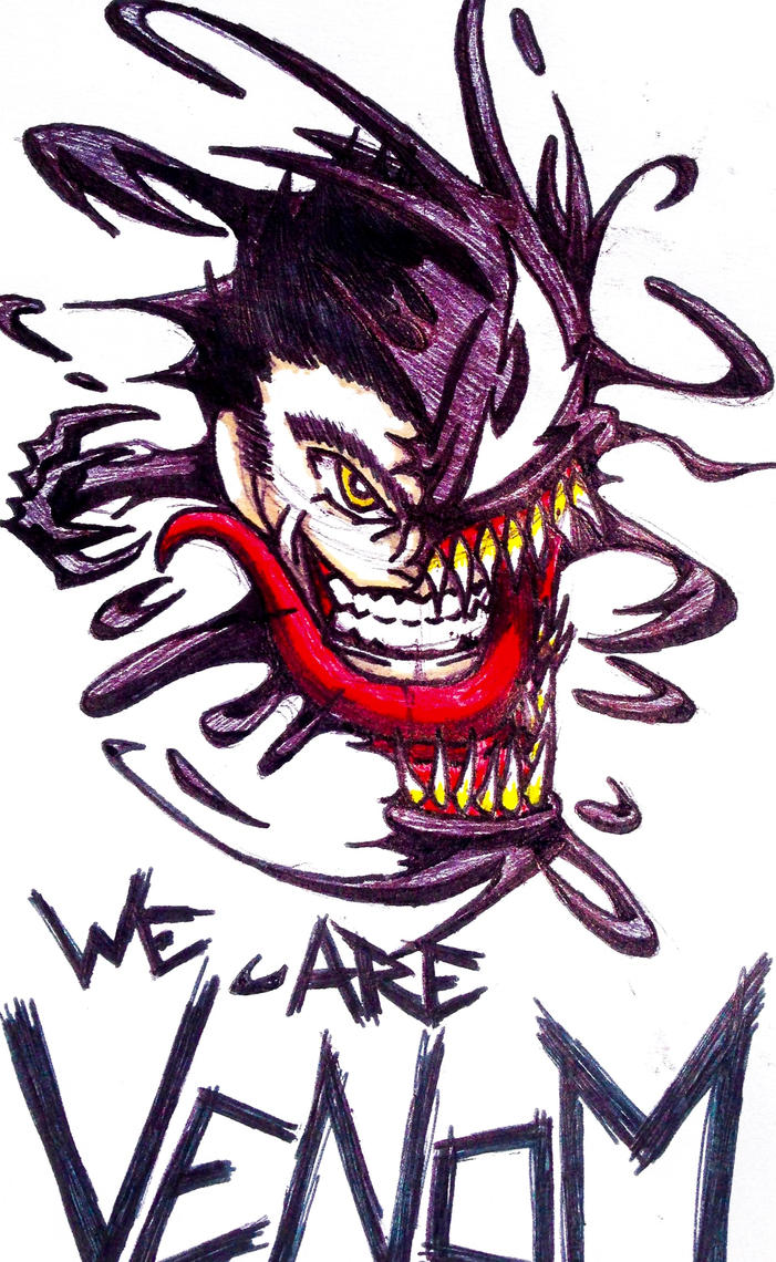Venom by 00akurei