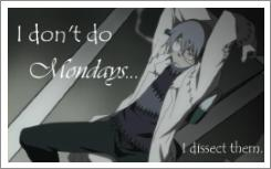 Stein Doesn't Do Mondays by 80avatarfan80