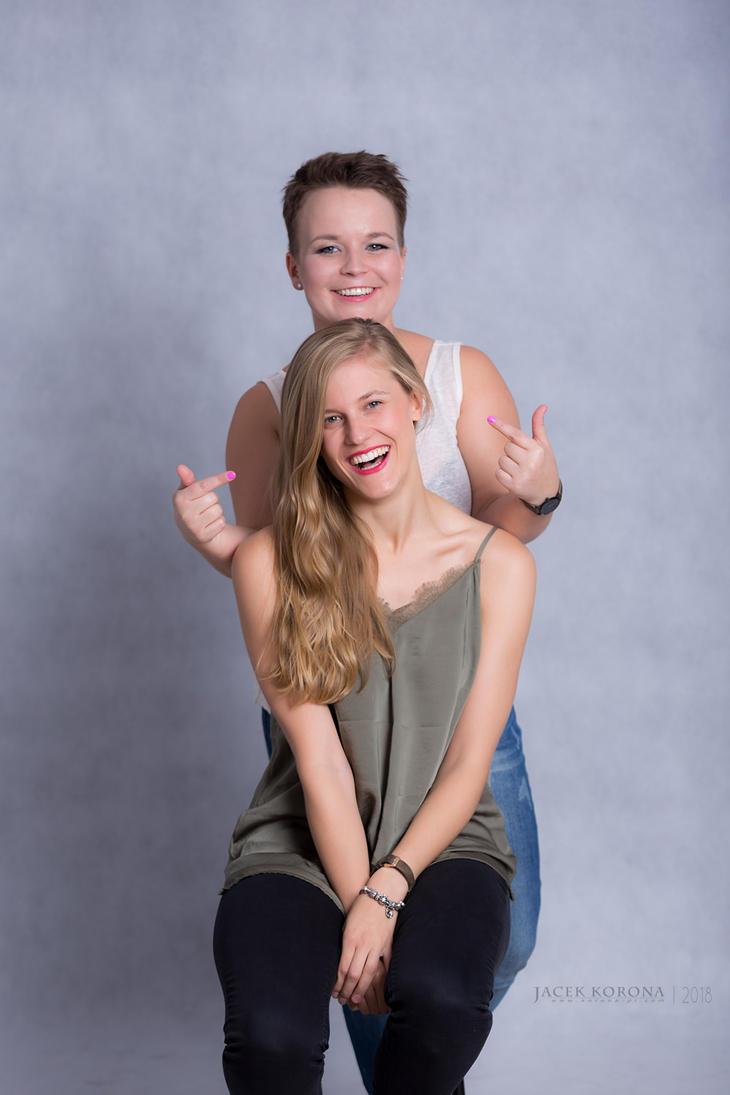 Maria + Aleksandra by korona-pl