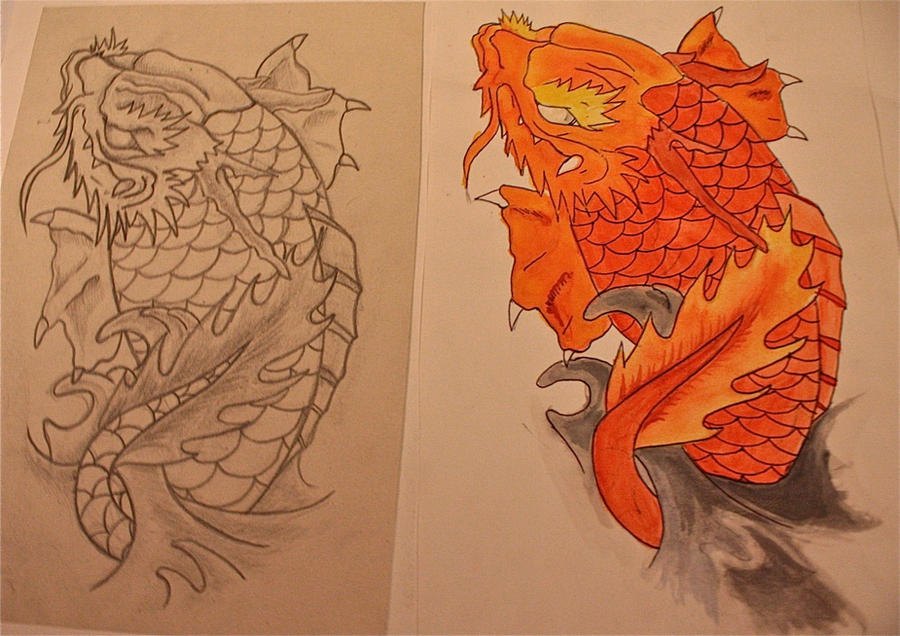 dragonkoi no dragonkoi by KhaoticCosmosis