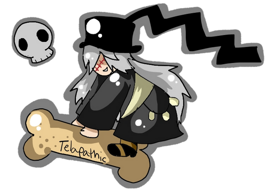 Undertaker Joy Chibi By Telapathic
