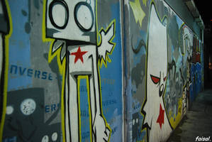grafitti. by mohdfaisal