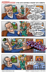 Pwked! Presents: Stan Lee's Dastardly Descent