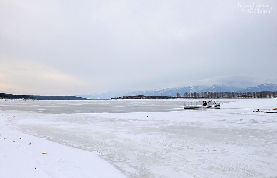 Folds of winter by MeAli-ADK