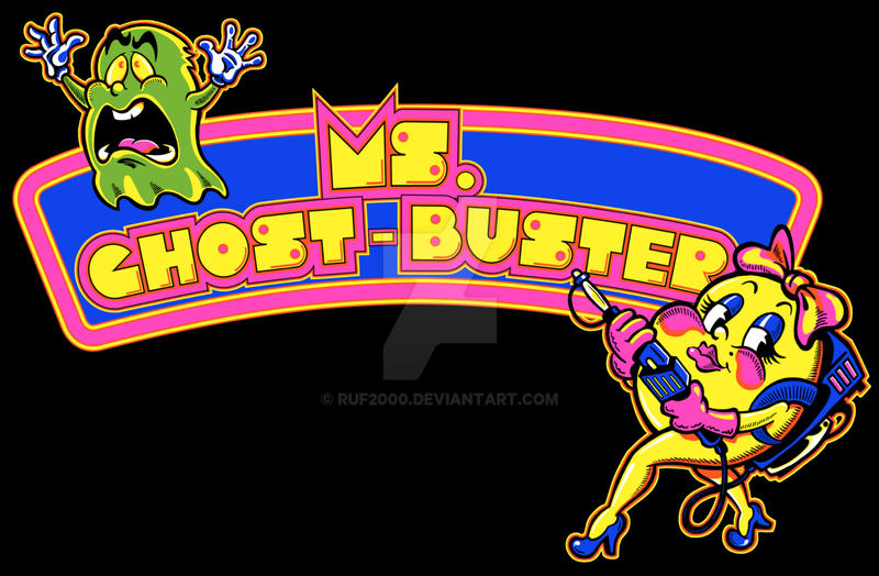 Ms. Ghost-Buster by RuF2000