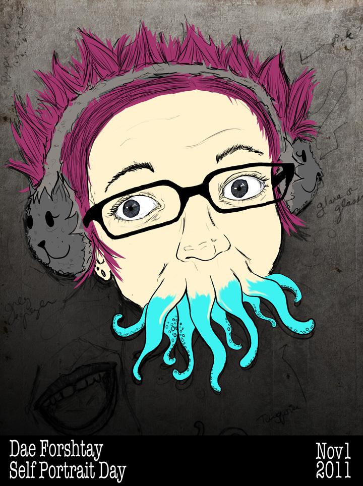 Portrait Day 2011 by gishstudio