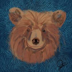 Bear by gishstudio