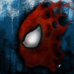 Spiderman by gishstudio