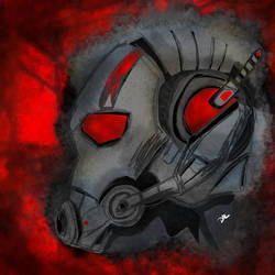 Antman by gishstudio