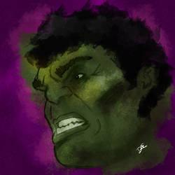 Hulk by gishstudio