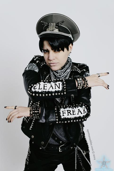 + Rivaille - Levi + - Clean Freak by Velours-Requiem