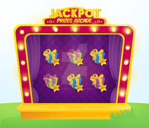 Jackpot Prizes Arcade