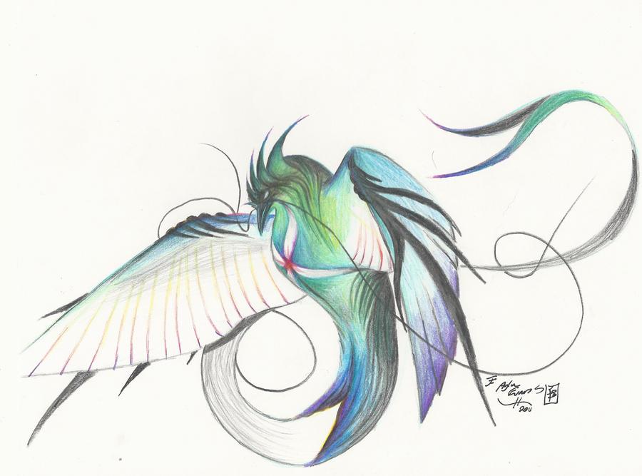 abstract bird 2 by aiko shiri on deviantart