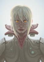 Lilith Alpha (Warframe) by Antihelios