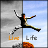 Live Life by PrincessFiona
