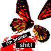 Oh Shit. I'm broken.... by PrincessFiona