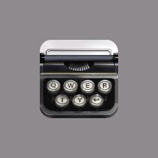 typewriter by coBemckuu