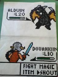 Gotta catch 'em all 'the dragon souls' by Giliorin