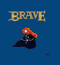Pixel Brave by Giliorin