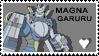 Magnagarurumon Stamp 4 by GoldenEmotions