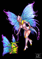 Butterfly Digimon