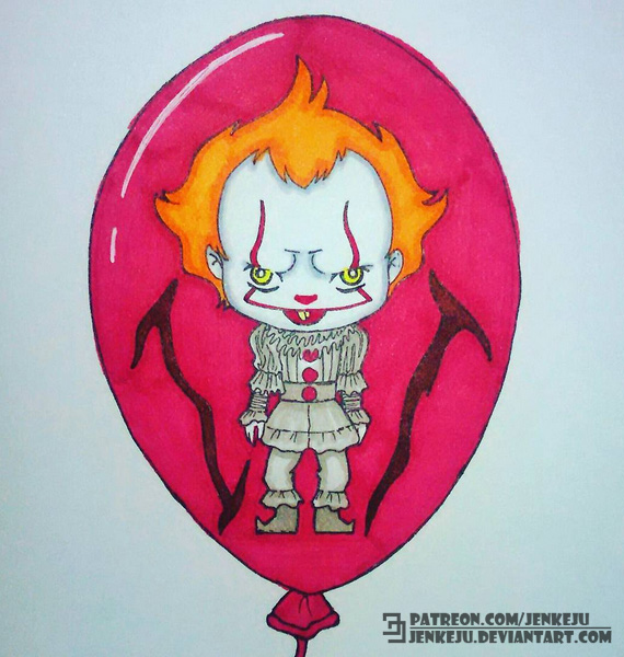 Pennywise by Jenkeju